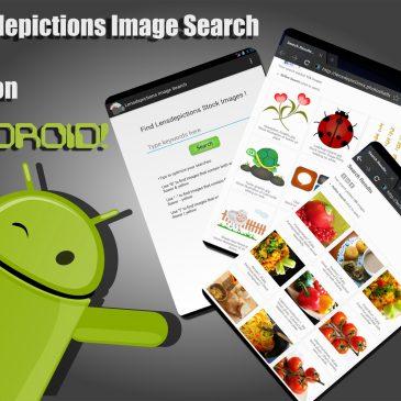 Announcing Lensdepictions Free Andorid App!