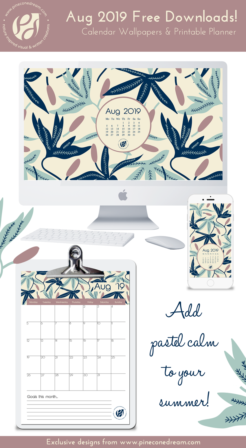 Aug 2019 freebies wallpapers