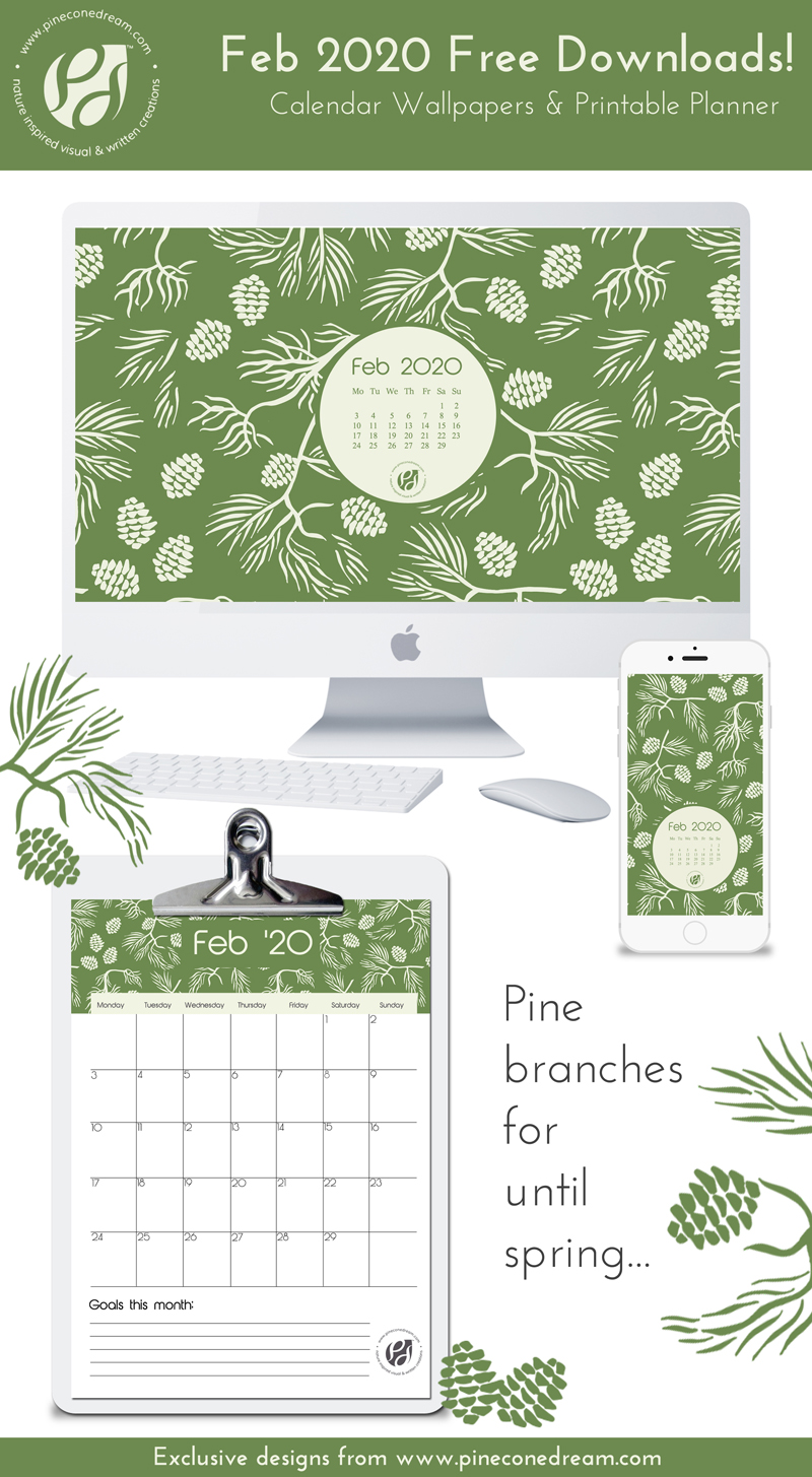 Feb2020_Freebies_Pineconedream