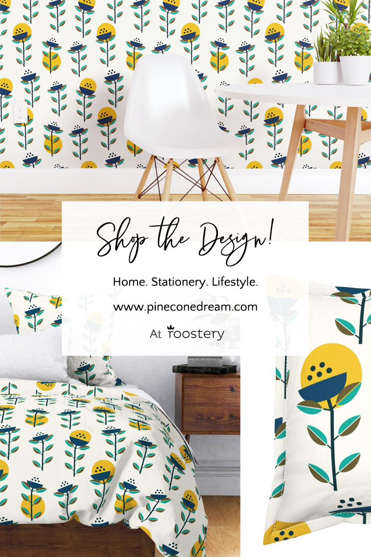 ShopTheDesign_GeometricWildflowers